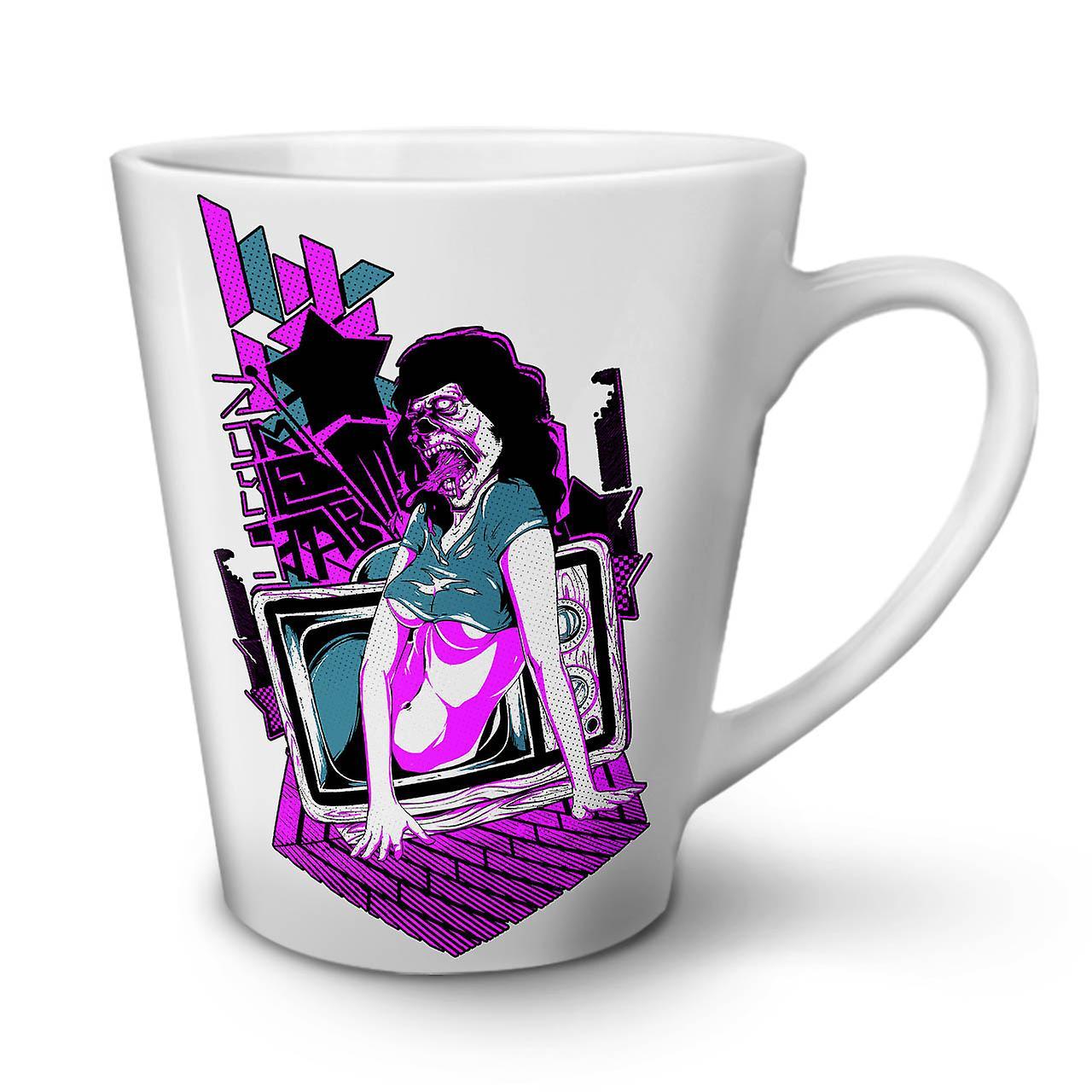 Girl Art 12 En Zombie Thé Café Nouveau Blanc Mug Latte Dead Céramique OzWellcoda Tv rdsBChxotQ