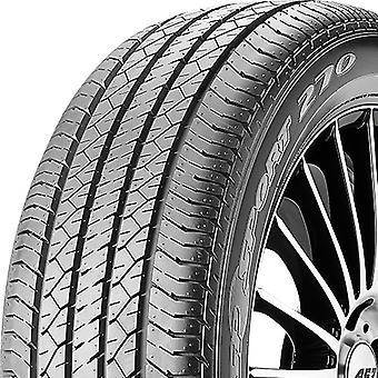 Pneus été Dunlop SP Sport 270 ( 235/55 R18 100H à gauche )
