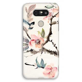 LG G5 Full Print Case - Japenese flowers