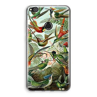 Huawei Ascend P8 Lite (2017) Transparant Case (Soft) - Haeckel Trochilidae
