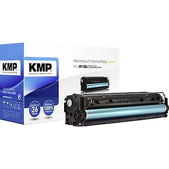 KMP Toner cartridge replaced HP 125A, CB543A Compatible Magenta