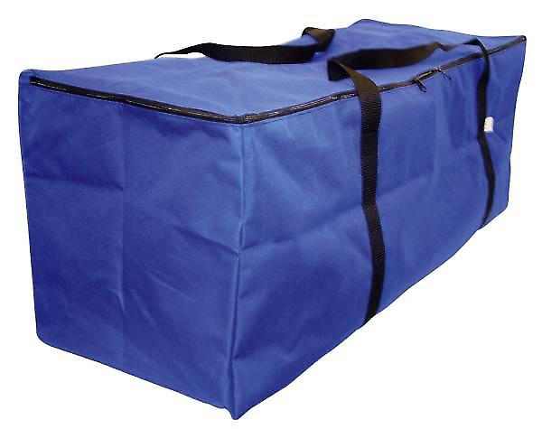 Awning Zipped Carry Bag / Cover square end in waterproof heavy duty canvas material
