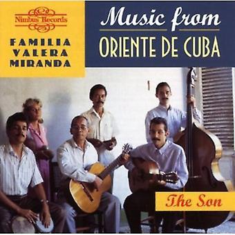 Familia Valera Miranda - Son [CD] USA import