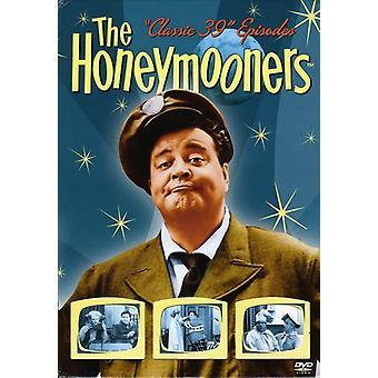 Honeymooners: Classic 39 Episodes [DVD] USA import