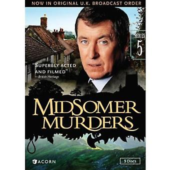 Midsomer Murders: Series 5 [DVD] USA import