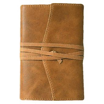 Coles Pen Company Amalfi Small Refillable Journal - Tan
