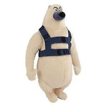 Gipsy Polar Bear  Agent Body  Teddy Madagascar Penguins 18 Cm