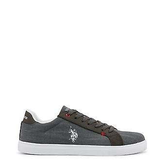 U.S. Polo Men Sneakers Grey