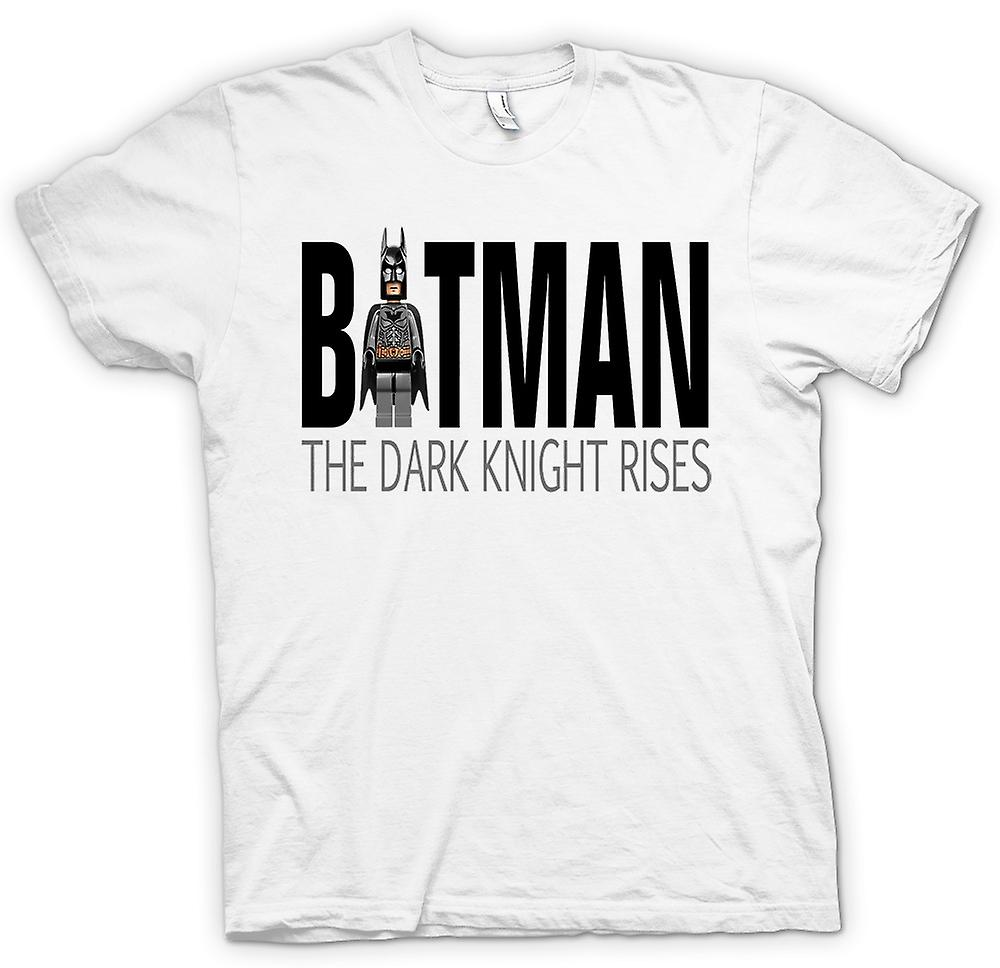 Herr T-shirt - Batman Lego - Dark Knight stiger