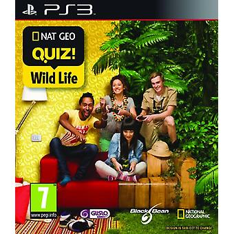 Nat Geo Quiz vilde liv (PS3)