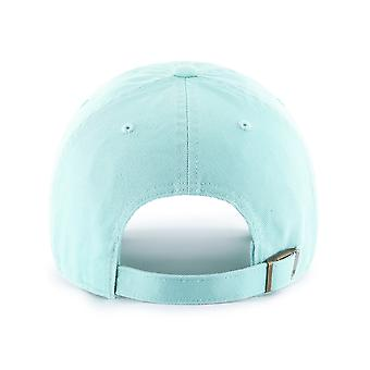 47 Brand Boston Red Sox Clean Up Cap - Tiffany Blue