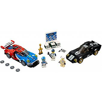 LEGO 1966 Ford GT40 Ford GT & 75881 2016