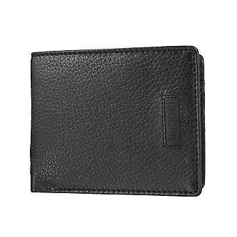 Tarjeta mercado monedero cartera monedero negro PREGIO Bugatti hombres 3614