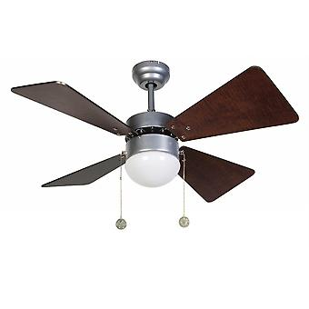Beacon ceiling fan Breezer Silver Grey 81 cm / 32