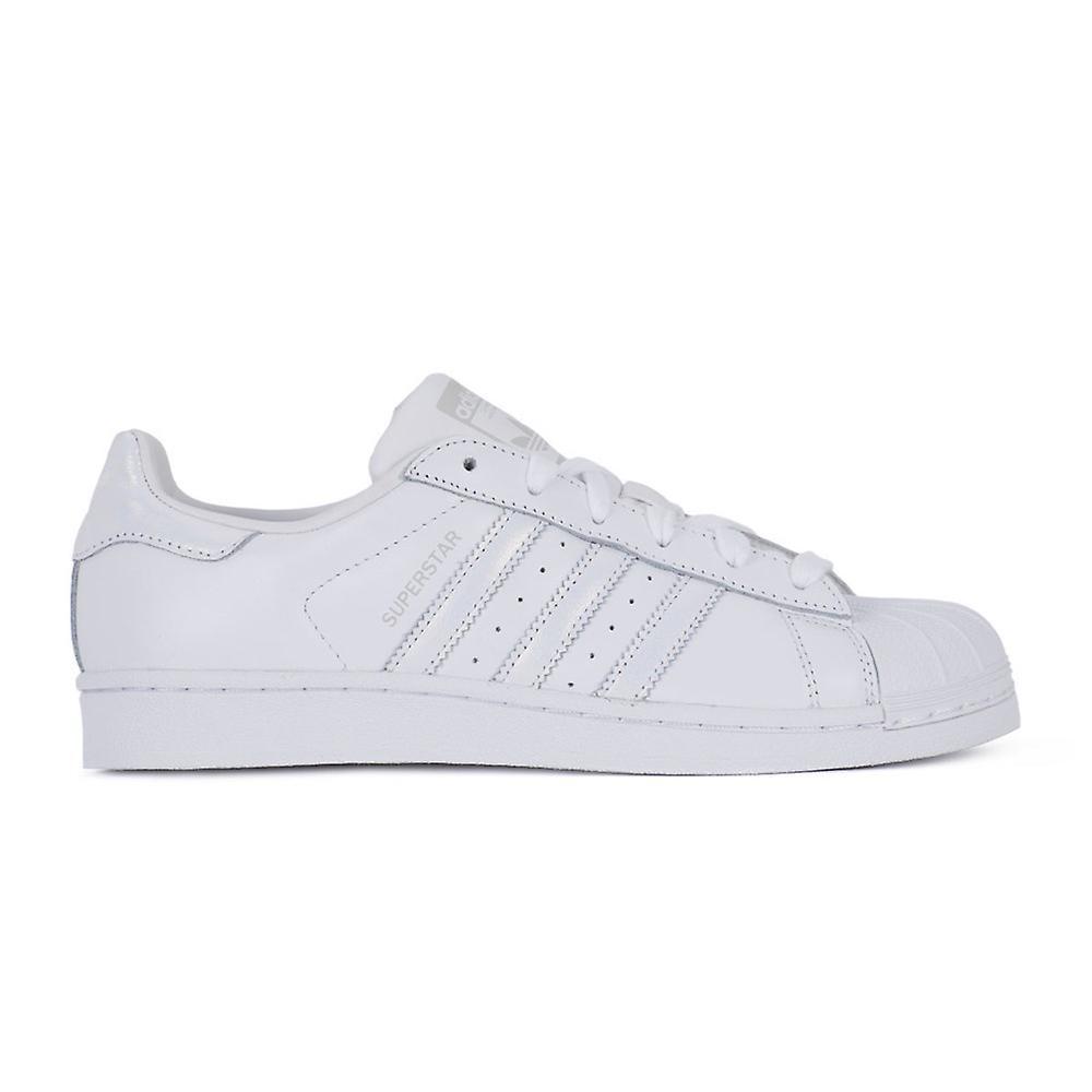 Adidas Superstar W AQ1214 universel toute l'année femmes chaussures