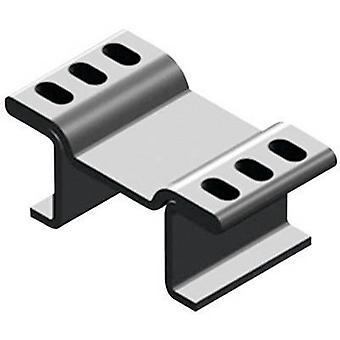 Heat sink 37 C/W (L x W x H) 8 x 15 x 6.5 mm D-PAK, LF-PAK Fischer Elektronik FK 250 06 LF PAK
