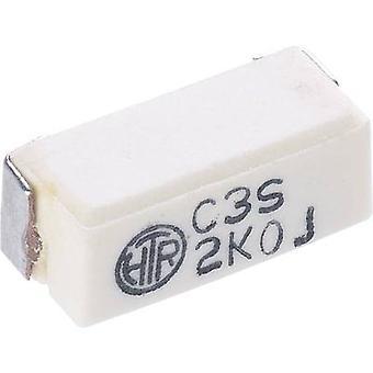 Pflegehelfer C3S Widerstand Draht 2.7 kΩ SMD 3 W 5 % 1 PC
