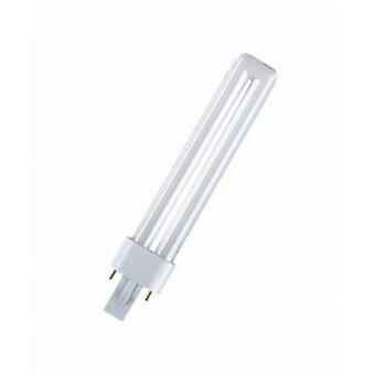 Energy-saving bulb 165 mm OSRAM 230 V G23 9 W = 60