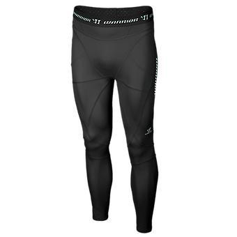 Warrior compression tight pants junior