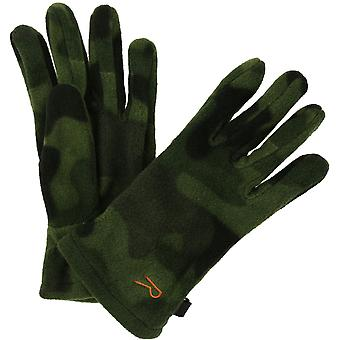 Regatta Boys Fallon Polyester Fleece Warm Walking Hiking Winter Gloves