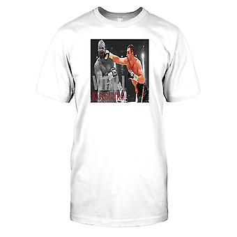 Vitali Volodymyrovych Klitschko - Dr. Ironfist - boksing Kids T skjorte