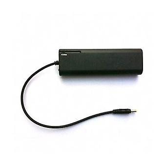 Extensión de batería de celular ilimitado / respaldo cargador para Sony Tablet (negro) -