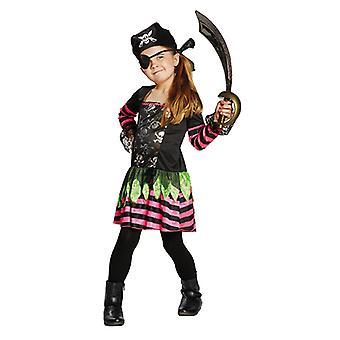 Punky pirate pink Pirate Costume dress Pirate Costume for children