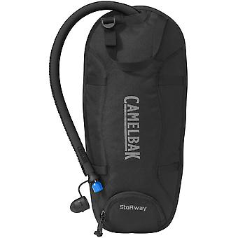 Camelbak Black Stoaway - 3 Litre Hydration Pack with Reservoir