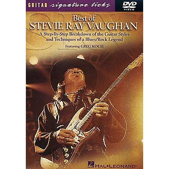 Vaughan, Stevie Ray - Best of Stevie Ray Vaughan [DVD] USA import