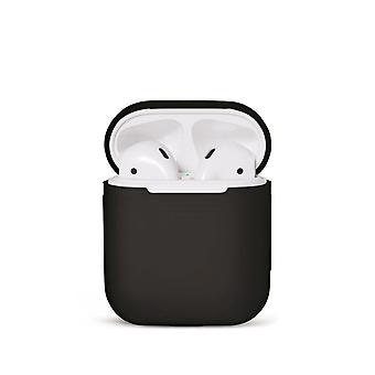 Silicone Case for Apple Airpods/Airpods 2-Black