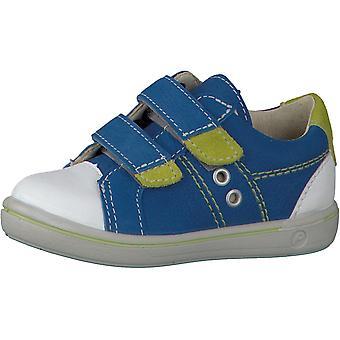 Ricosta Pepino Boys Nipy Shoes Azur Blue White