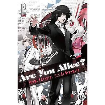 Sind Sie Alice? -Vol. 12 von Ikumi Katagiri - Ai Ninomiya - 97803162724