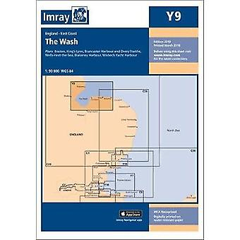 Imray Chart Y9 - The Wash by Imray - 9781786790040 Book