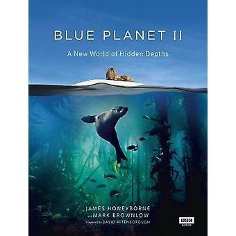 Blå Planet II af James Honeyborne - 9781849909679 bog