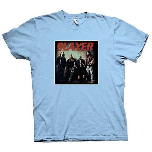 Mens T-shirt - Slayer - Heavy metalband