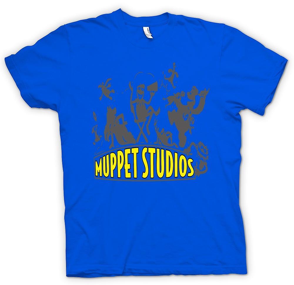 Hombres camiseta-Muppet Studios - Kermit - gracioso