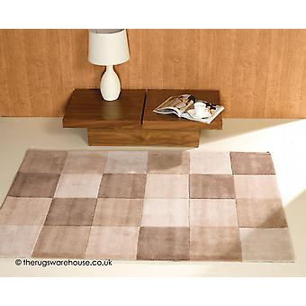 Tapis naturel Squared