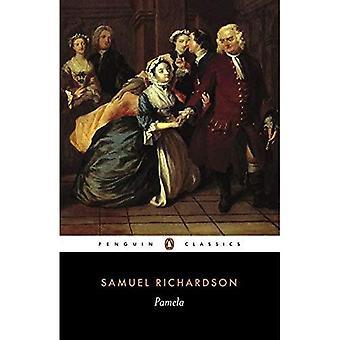 Pamela: Ou, virtude recompensada (Penguin biblioteca inglesa)