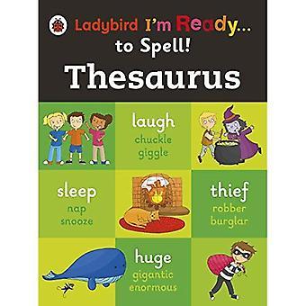 Synoniemenlijst: Ladybird I 'm Ready to Spell