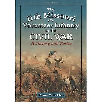 The 11th Missouri Volunteer Infantry in the Civil War