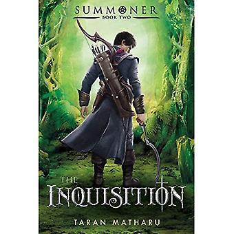 Inkvisitionen: Summoner: bok två (Summoner trilogin)