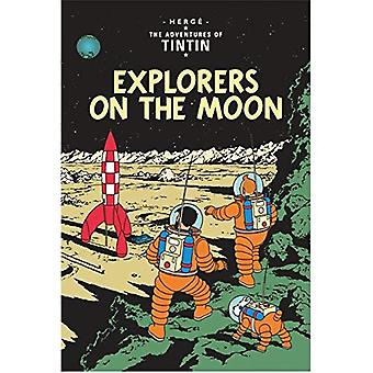 Tintin: Marché sur la lune