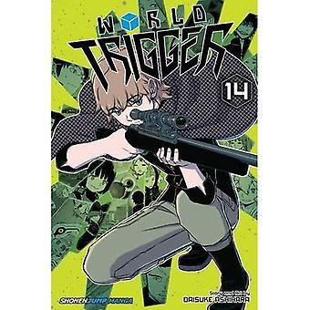 Världen Trigger, Vol. 14 - världen Trigger 14