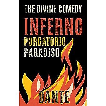 The Divine Comedy (Fall River Classics)