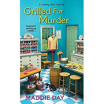 Grilled for Murder (Country Store Mystery) (A Country Store Mystery)