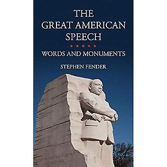 Den stora amerikanska tal: Ord och monument