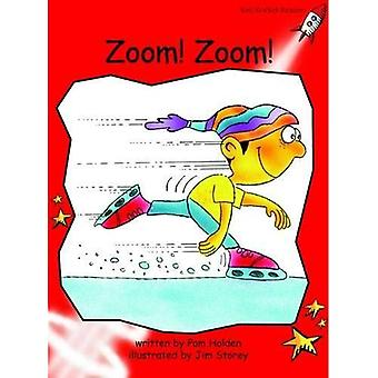 Zoom! Zoom!: Level 1: Early (Red Rocket Readers: Fiction Set B)