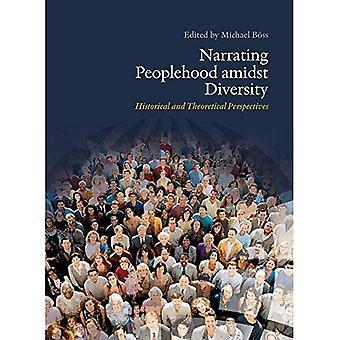 Berättarrösten Peoplehood mitt i mångfalden