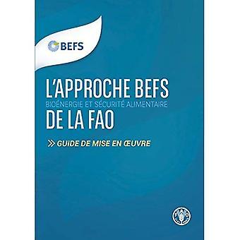 L'approche BEFS de la FAO: Guide de mise en konstnärskap