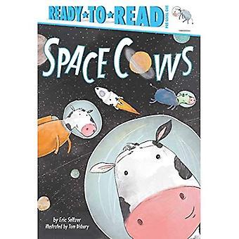 Raum-Kühe (bereit-zu-mal gelesen)